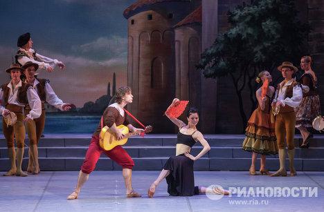 Премьера новой редакции балета Дон Кихот