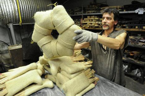 Изготовление валенок в Челябинской области