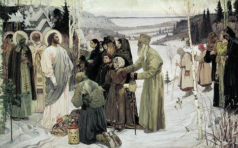 Святая Русь. Михаил Нестеров