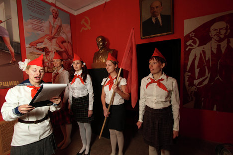 Открытие музея СССР на ВВЦ