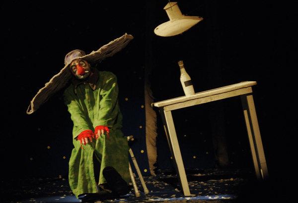 Гала-шоу Конгресс дураков на сцене Музыкального театра имени Н.Сац
