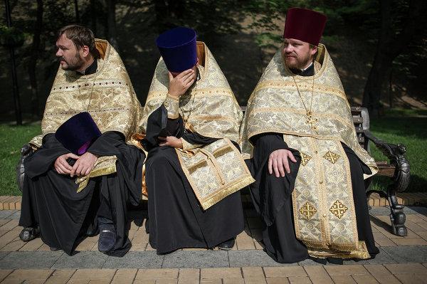 Молебен по случаю 1025-летия крещения Руси