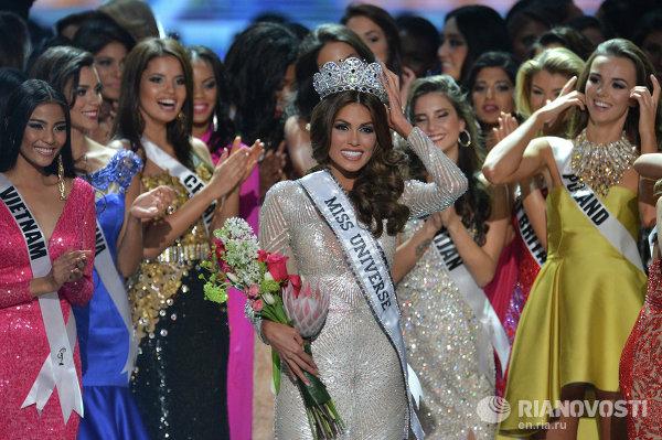Финальное шоу конкурса Мисс Вселенная 2013 Фото с места событий