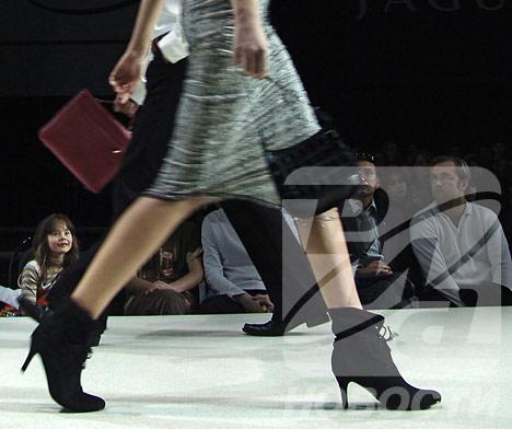 Demostración de la colección de la diseñadora Elena Cherkizova