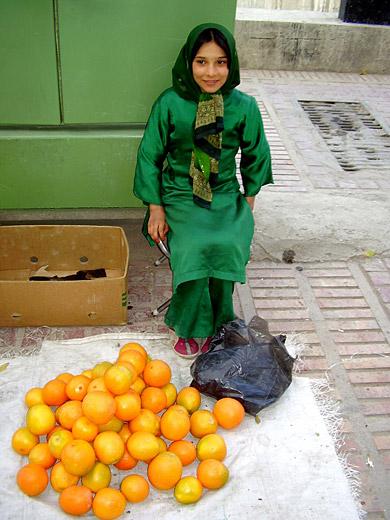 Viaje gráfico con RIA Novosti. Irán