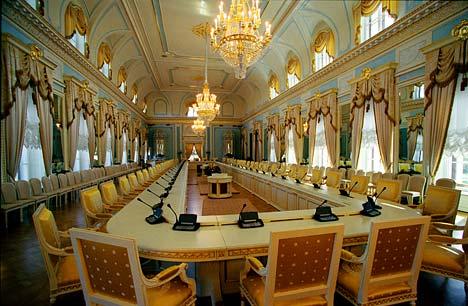 San Petersburgo se está preparando para la cumbre del G-8