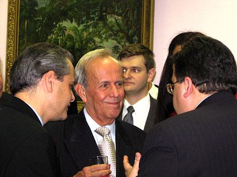VISITA MOSCÚ EL PRESIDENTE DEL PARLAMENTO CUBANO RICARDO ALARCÓN