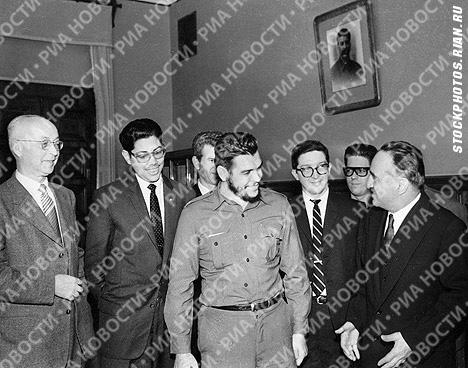 El enigma de la inmortalidad del Che