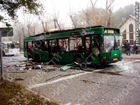 Explosión en Togliatti