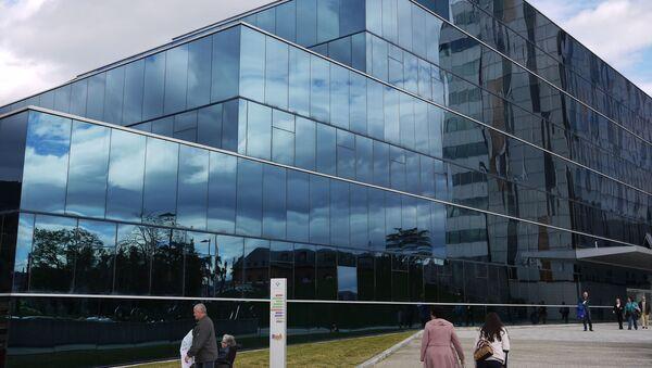 Hospital Universitario Central de Asturias (HUCA) en Oviedo - Sputnik Mundo