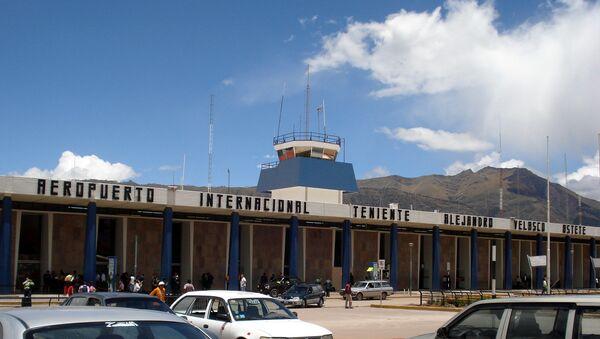 Aeropuerto de Cusco - Sputnik Mundo