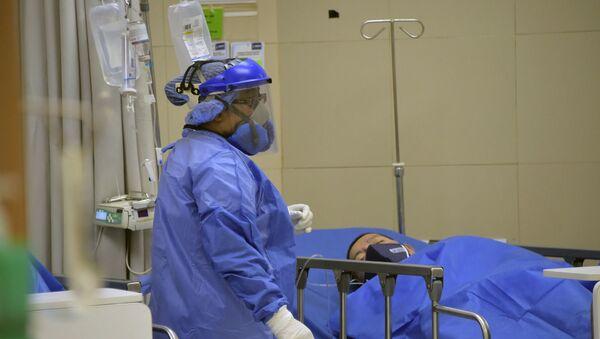Hospital en Quito, Ecuador - Sputnik Mundo