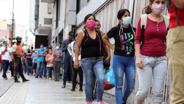 Situación en Caracas, Venezuela - Sputnik Mundo