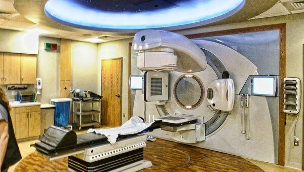 Escáner de radiación - Sputnik Mundo
