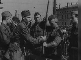 Hace 79 años empezaba la defensa de Leningrado