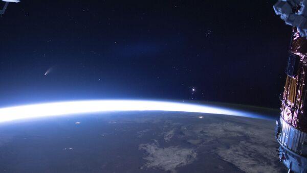 Cometa Neowise - Sputnik Mundo
