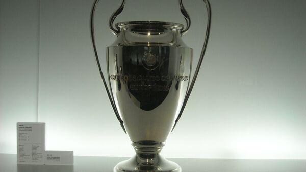 Trofeo Champions League - Sputnik Mundo