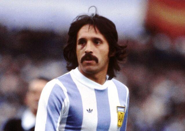 El exfutbolista Leopoldo Jacinto Luque
