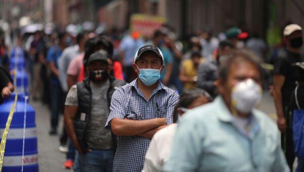 Coronavirus en México - Sputnik Mundo