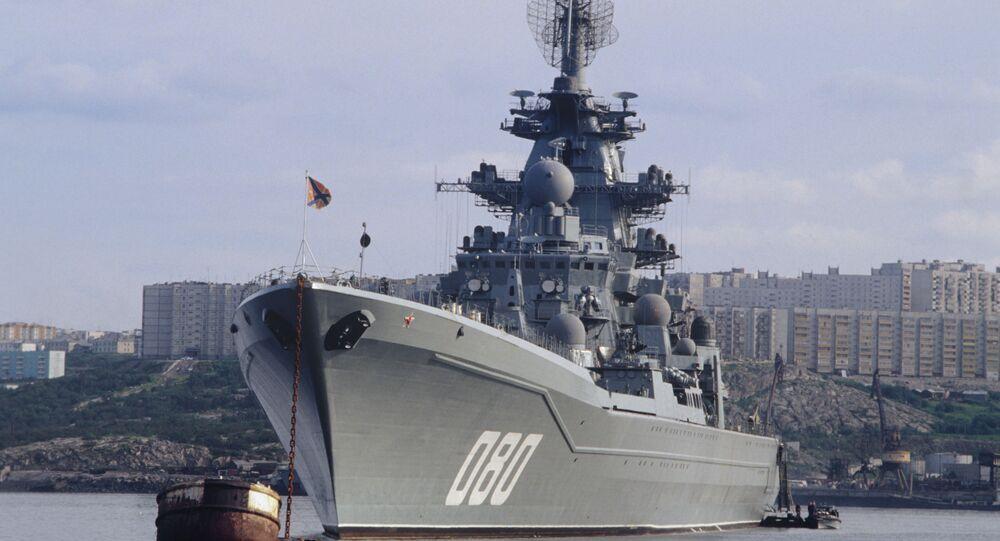 Crucero Almirante Najimov (archivo)
