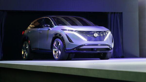 Nissan Ariya - Sputnik Mundo