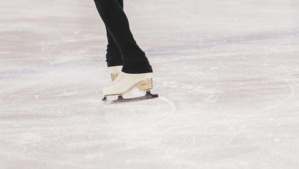Una patinadora - Sputnik Mundo