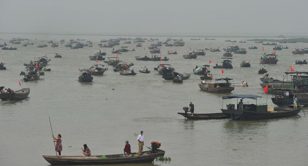 Poyang, el mayor lago de agua dulce de China