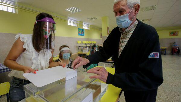 Elecciones regionales en Galicia - Sputnik Mundo