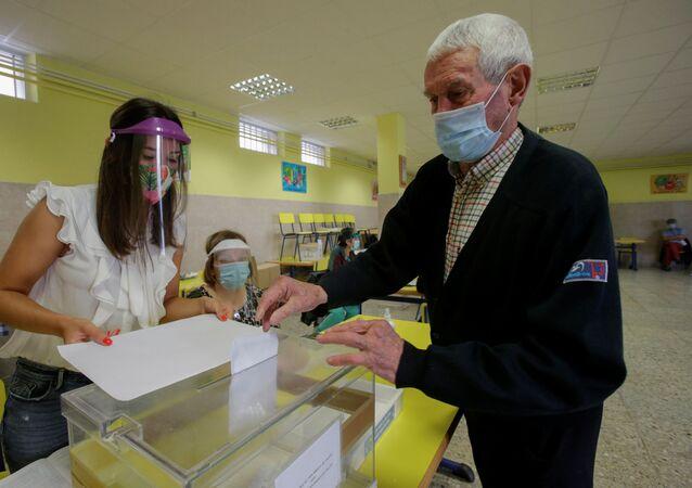 Elecciones regionales en Galicia