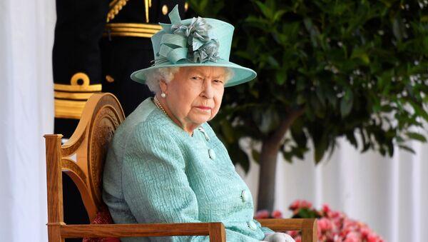 La reina británica Isabel II - Sputnik Mundo