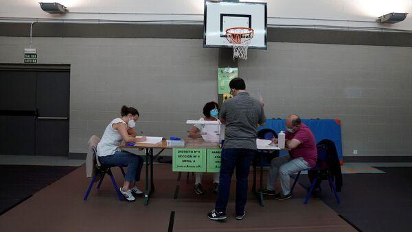 Elecciones en el País Vasco - Sputnik Mundo