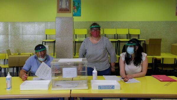 Elecciones en Galicia - Sputnik Mundo