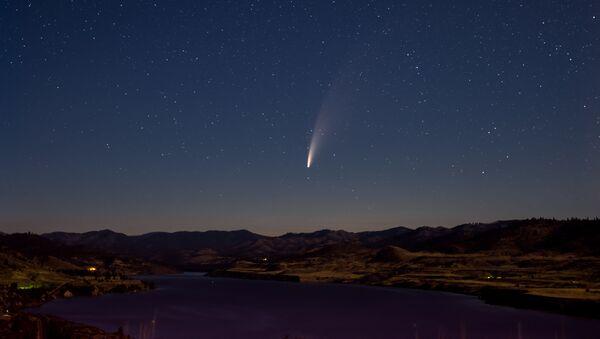 Los últimos en ver este cometa fueron los faraones   - Sputnik Mundo