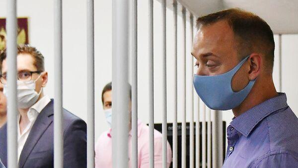Iván Safrónov, asesor del jefe de la corporación espacial rusa Roscosmos - Sputnik Mundo