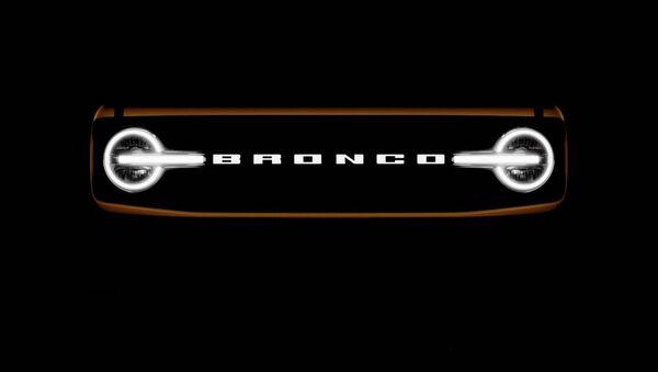 Ford Bronco - Sputnik Mundo