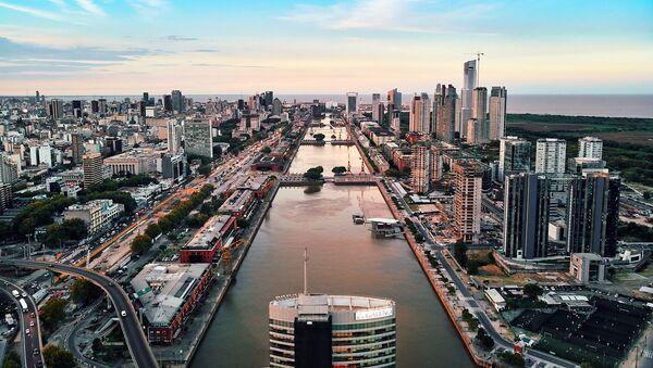 Ciudad de Buenos Aires - Sputnik Mundo