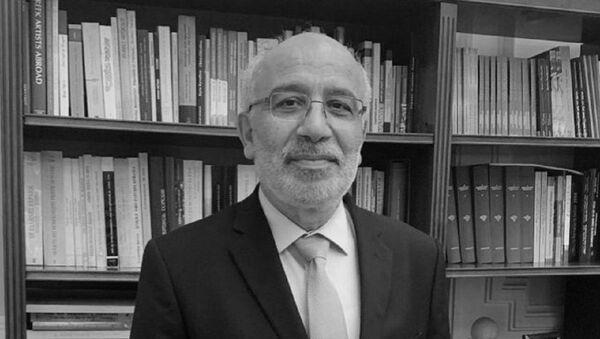 El embajador de Chipre en Rumanía, Filippos Kritiotis - Sputnik Mundo