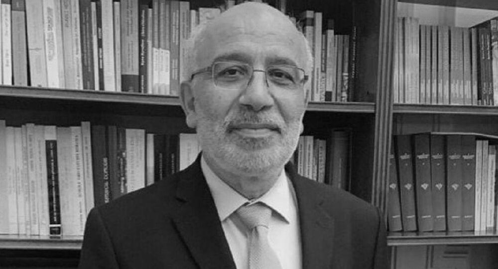 El embajador de Chipre en Rumanía, Filippos Kritiotis