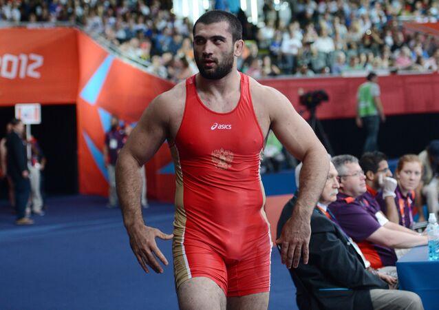 Bilial Májov, el luchador de estilo libre ruso