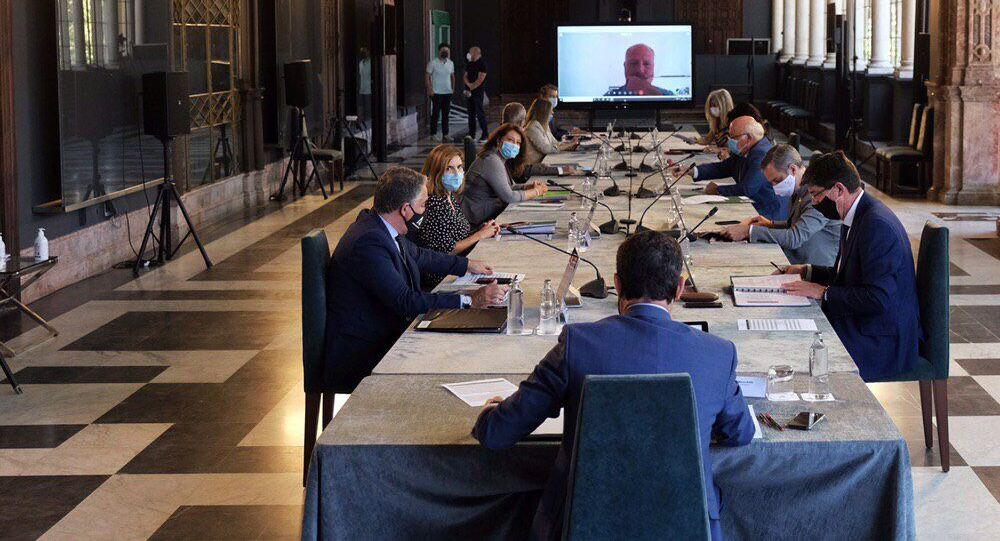 Consejo de Gobierno aprueba el uso obligatorio de mascarilla en Andalucía por el rebrote de coronavirus en España