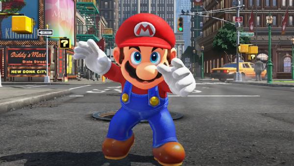 Mario, imagen ilustrativa - Sputnik Mundo