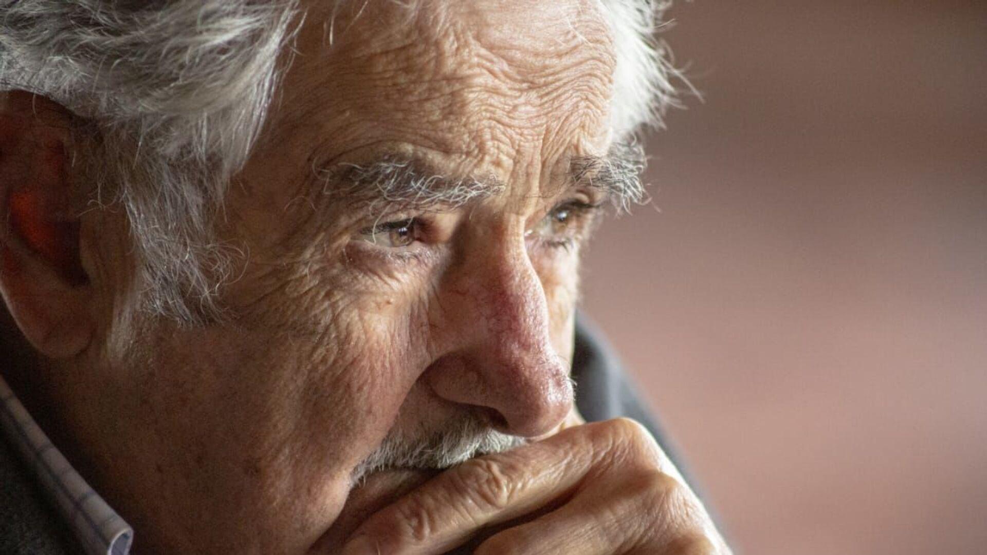 José Mujica - Sputnik Mundo, 1920, 28.04.2021