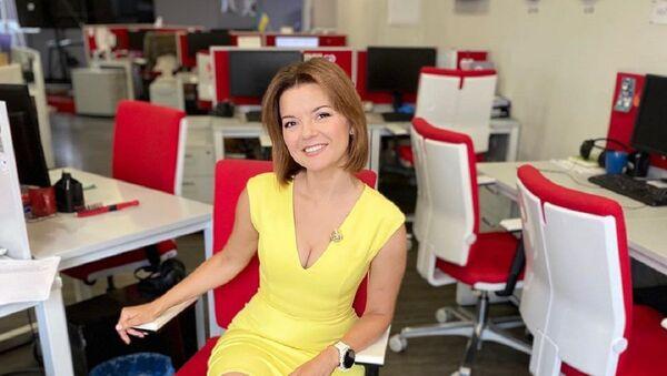 Marichka Padalko, presentadora ucraniana - Sputnik Mundo