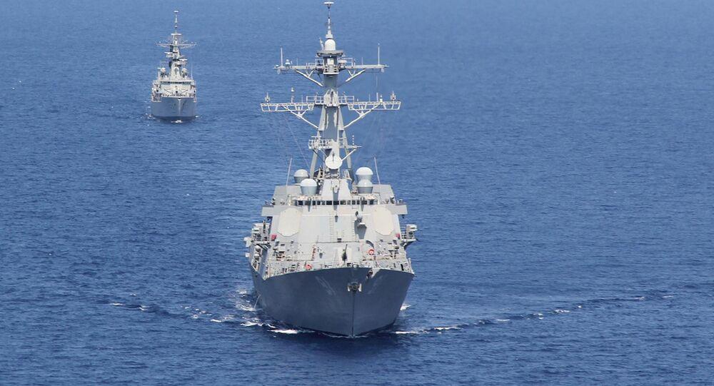 Destructor de EEUU USS Pinckney (archivo)