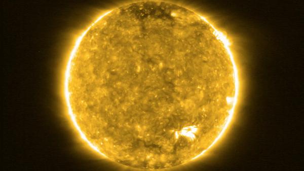 Imagen del Sol tomada por Solar Orbiter - Sputnik Mundo