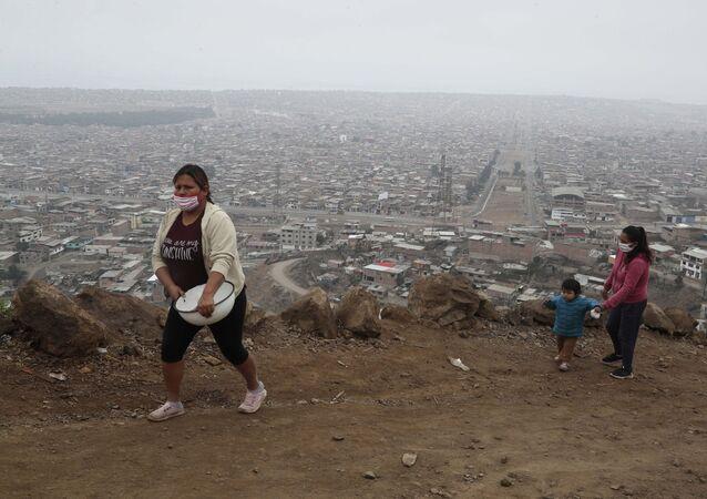 Ticlio Chico, Lima