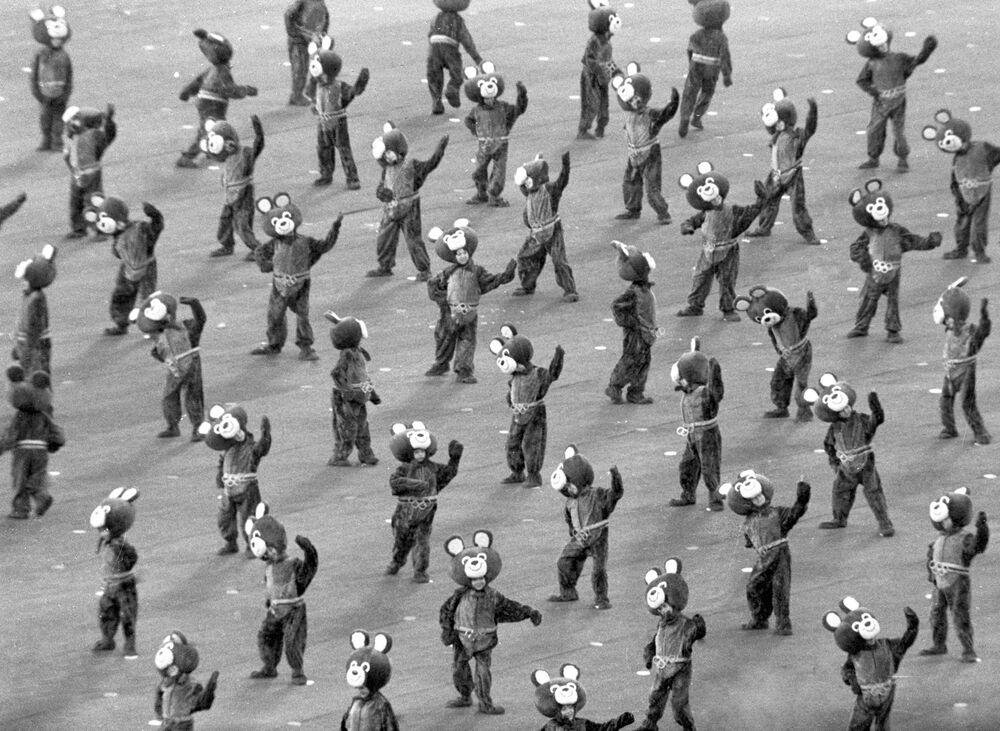 Los Juegos Olímpicos de Moscú, 40 años después