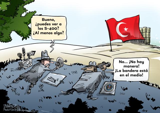 Turquía le promete a Rusia mantener en secreto los datos del S-400