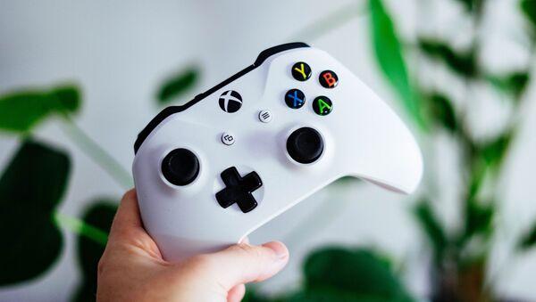 Un controlador de Xbox - Sputnik Mundo