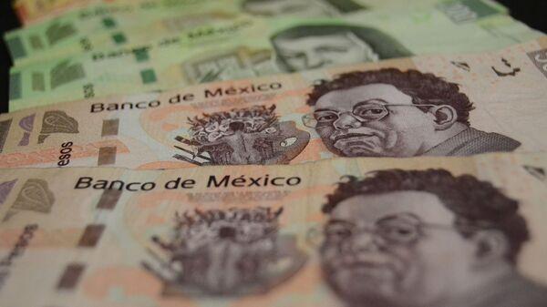 Peso mexicano - Sputnik Mundo